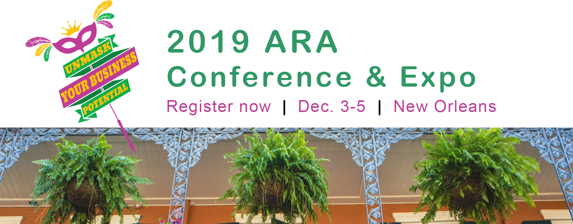 2019 ARA Conference and Expo