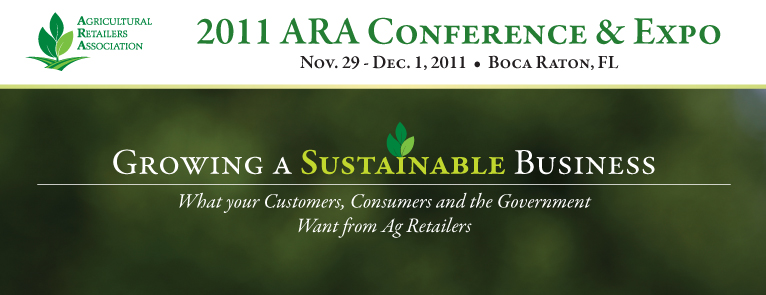 2011 ARA Conference and Exposition, Growing A Sustainable Business