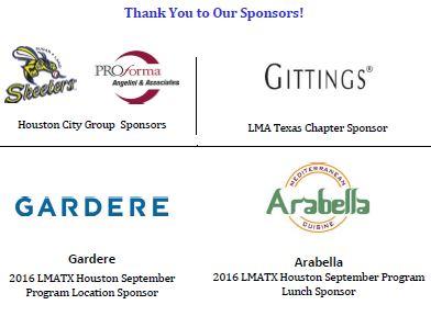 lmatx hou nov 2016 - TY sponsors