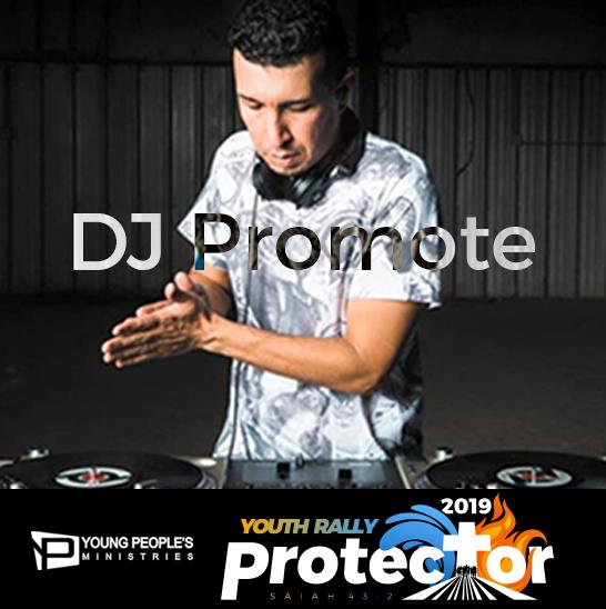 DJ Promote Graphic
