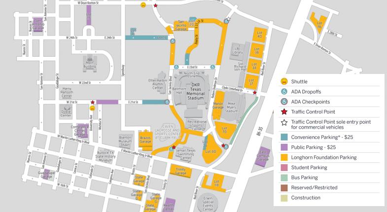 UT Map 2017