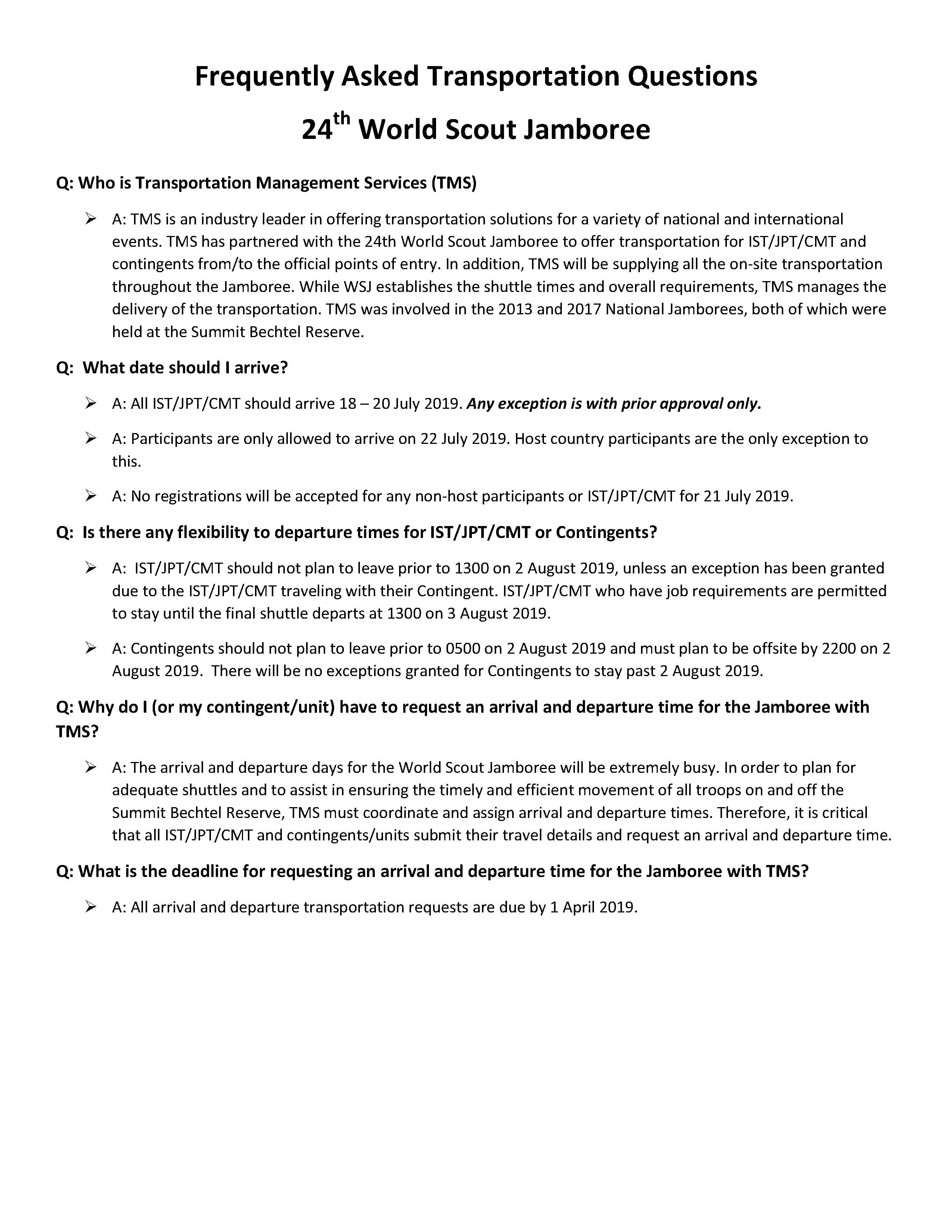 TMS FAQ's - REVISED 3 13 19_1