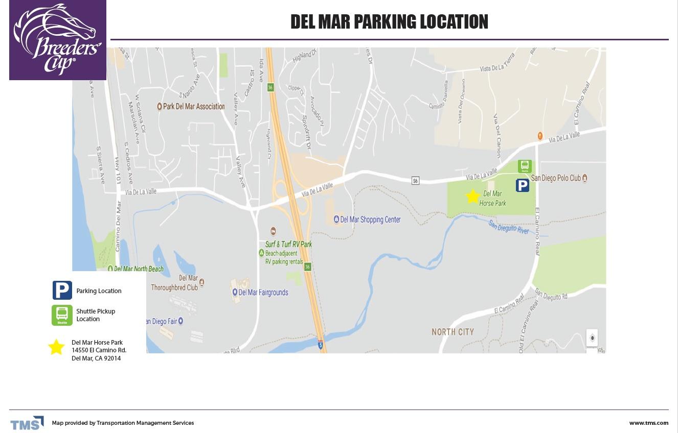 Del Mar Parking