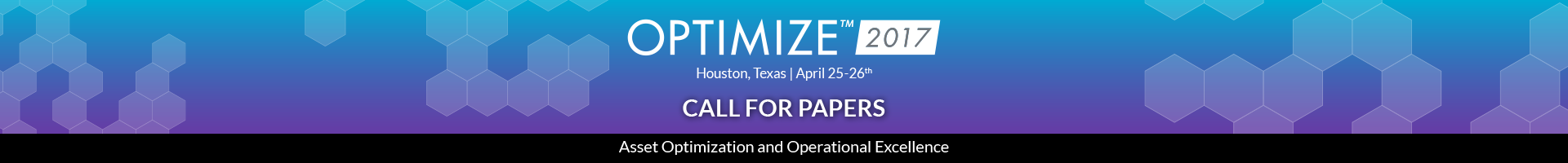 Call for Papers - OPTIMIZE 2017