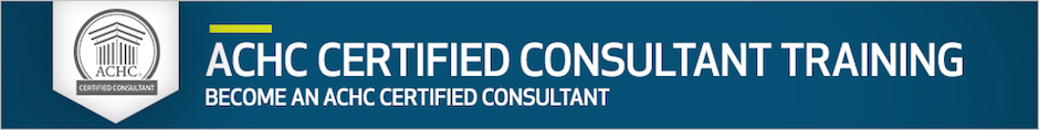 Certified Consultant Training | HH/HSP/PD