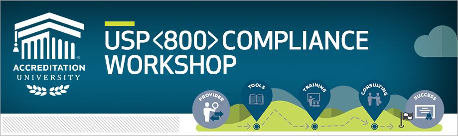 USP <800> Compliance Workshop | December 14, 2016 | Cary, NC