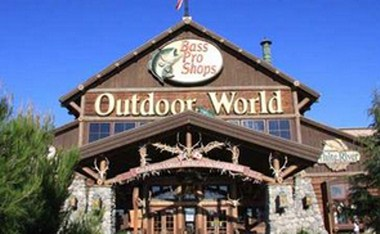 Bass Pro Shops Indoor Shooting Range