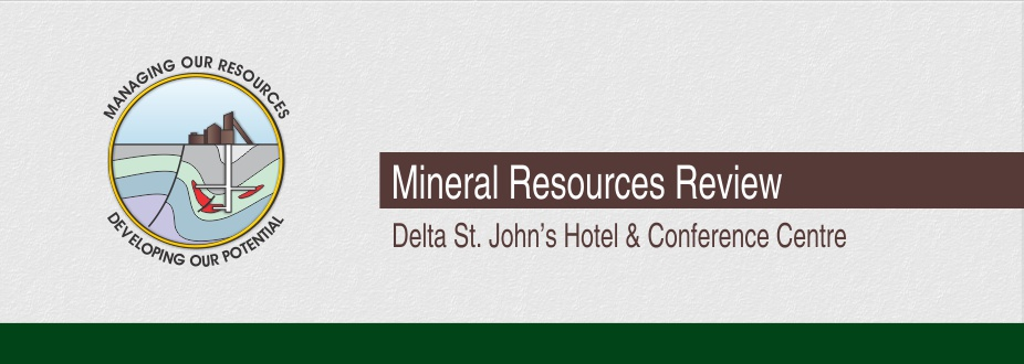 Mineral Resources Review 2015
