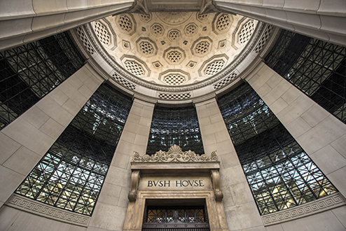 Bush House - Image credit Nick Wood