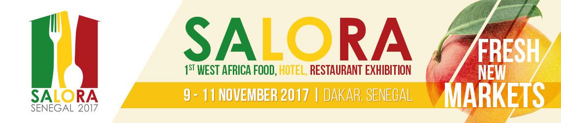 SALORA - West Africa Food, Hotel, Restaurant Exhibition
