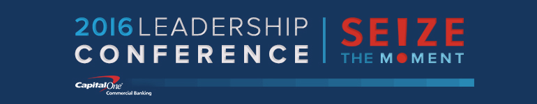 2016 Commercial Banking Leadership Conference