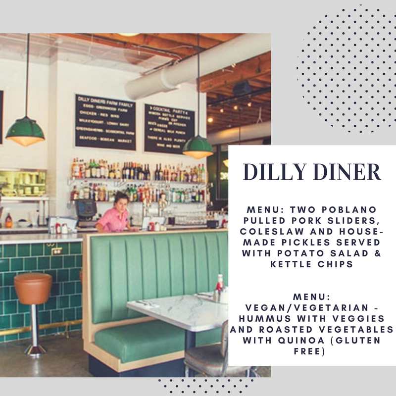 Dilly DIner