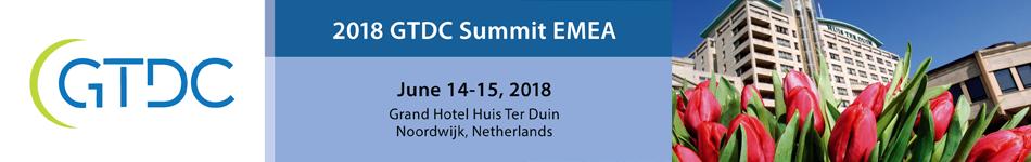 2018 GTDC Summit EMEA