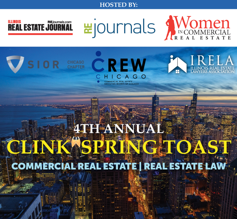 4th Annual Clink! Spring Toast 2018