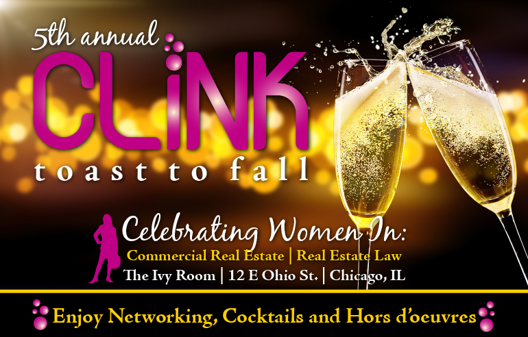 5th Annual CLINK Toast to Fall
