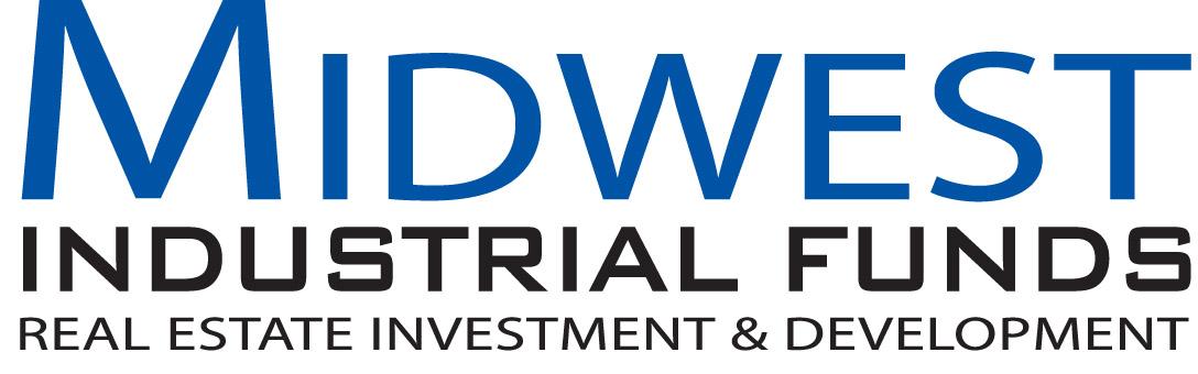 midwest industrial funds logo w tagline