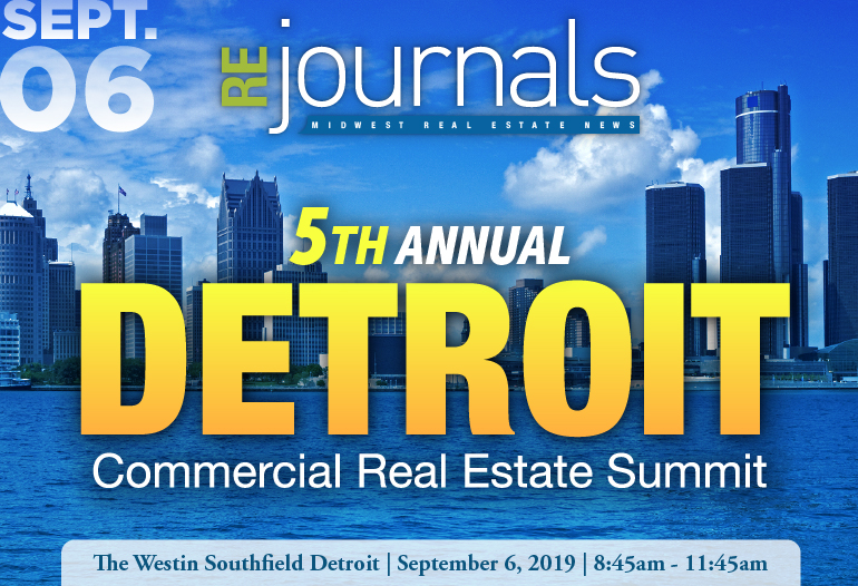 5th Annual Detroit Commercial Real Estate Summit
