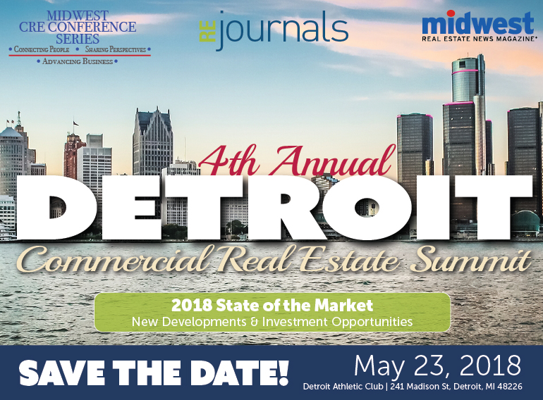 4th Annual Detroit Commercial Real Estate Summit