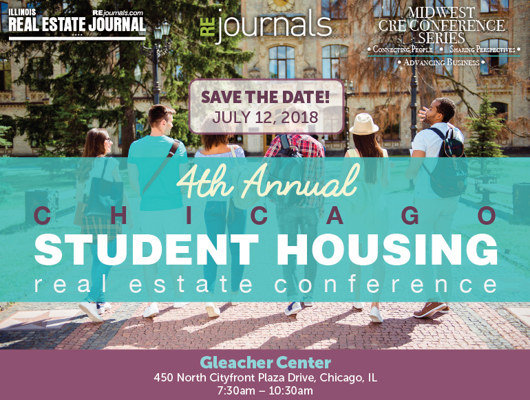 4th Annual Chicago Student Housing Real Estate Conference
