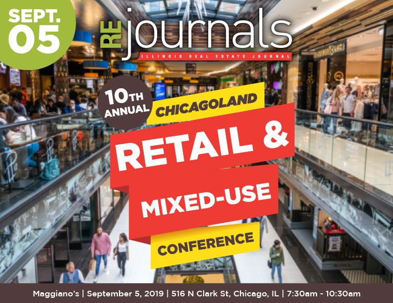10th Annual Chicagoland Retail & Mixed-Use Conference