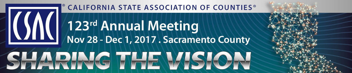 CSAC 123rd Annual Meeting