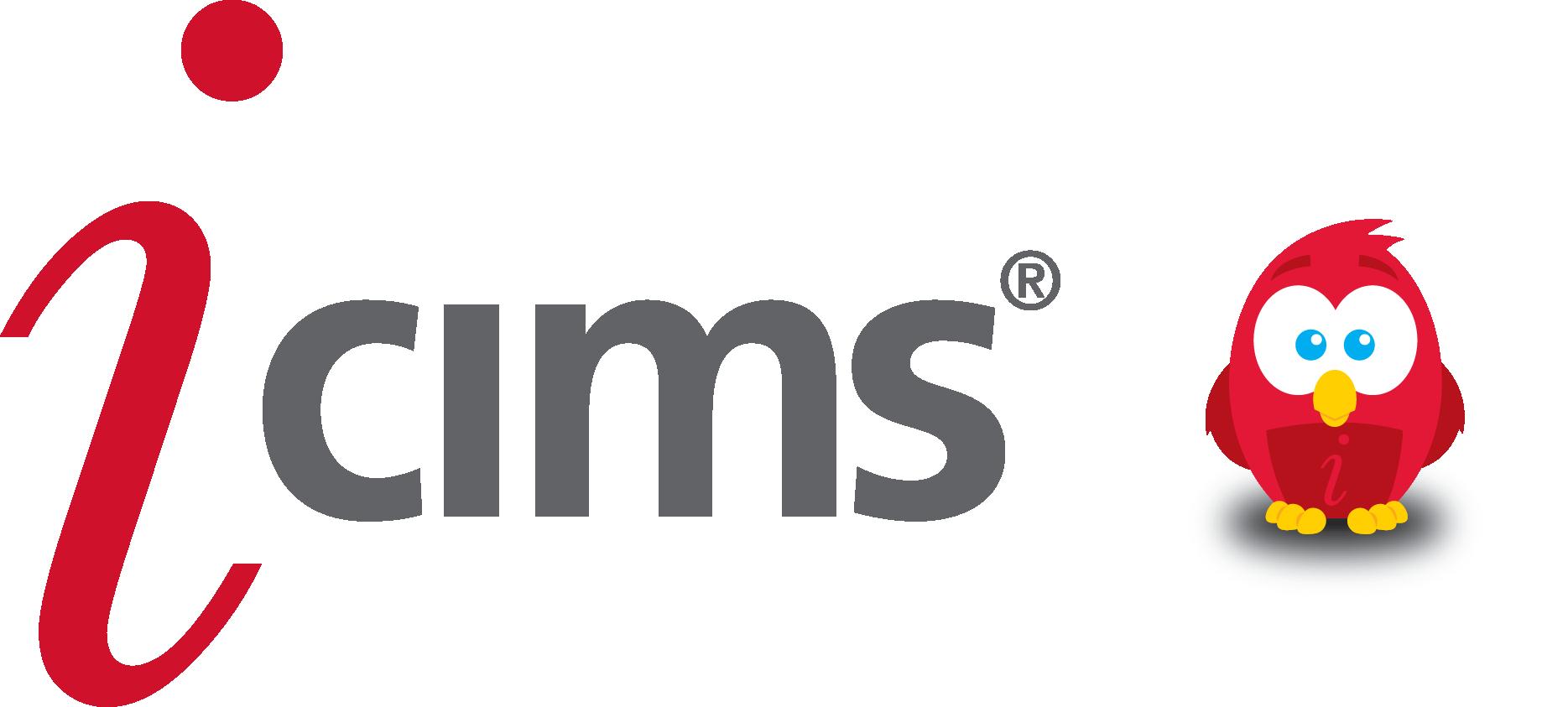 iCIMS Logo Ike Lockup - Transparent Background