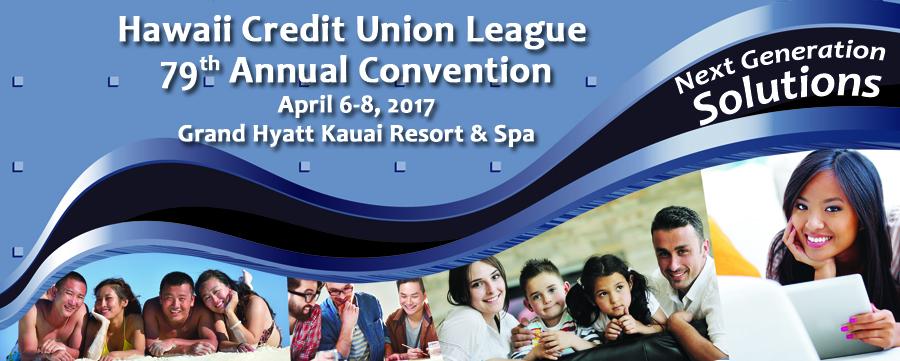 2017 Hawaii Credit Union League Vendor Opportunities
