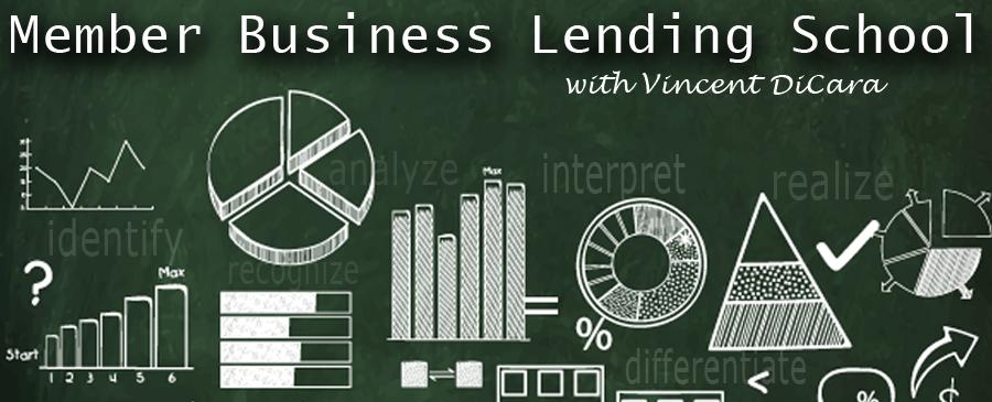 2017 Member Business Lending School