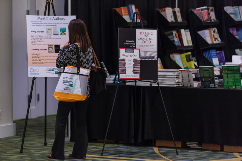 Visit the Exhibit Hall - Bookstore
