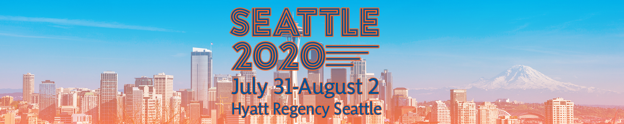 Save the date for the 27th Annual OCD Conference. July 31-August 2, 2020 in Seattle, WA
