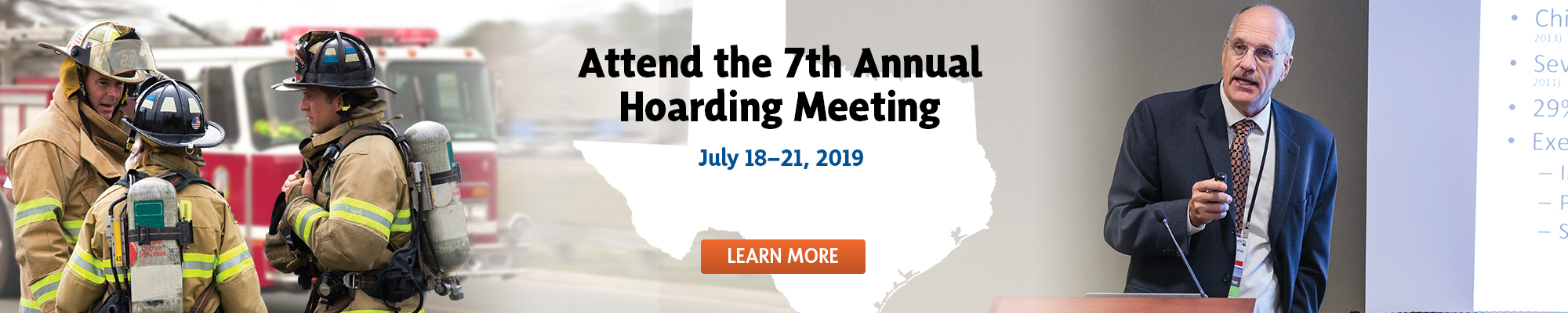 Come to the Annual Hoarding Meeting