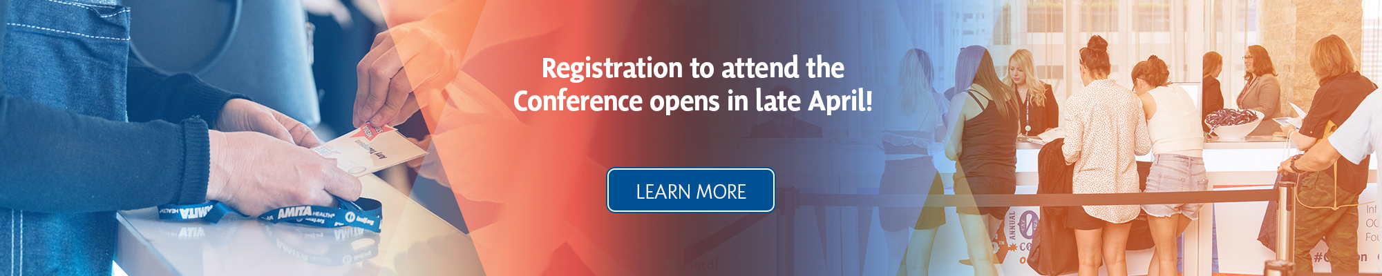 Registration for the 27th Annual OCD Conference open late March 2020