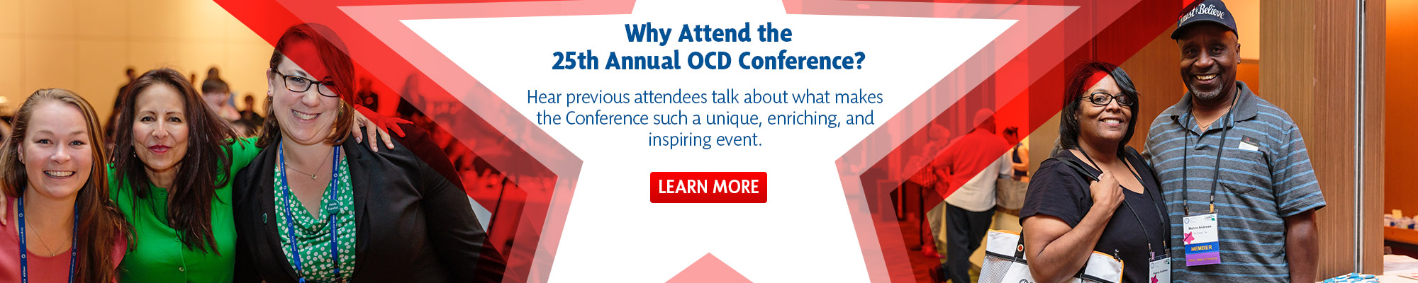 Why Attend the 25th Annual OCD Conference