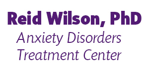 Reid Wilson – Anxiety Disorders Treatment Center
