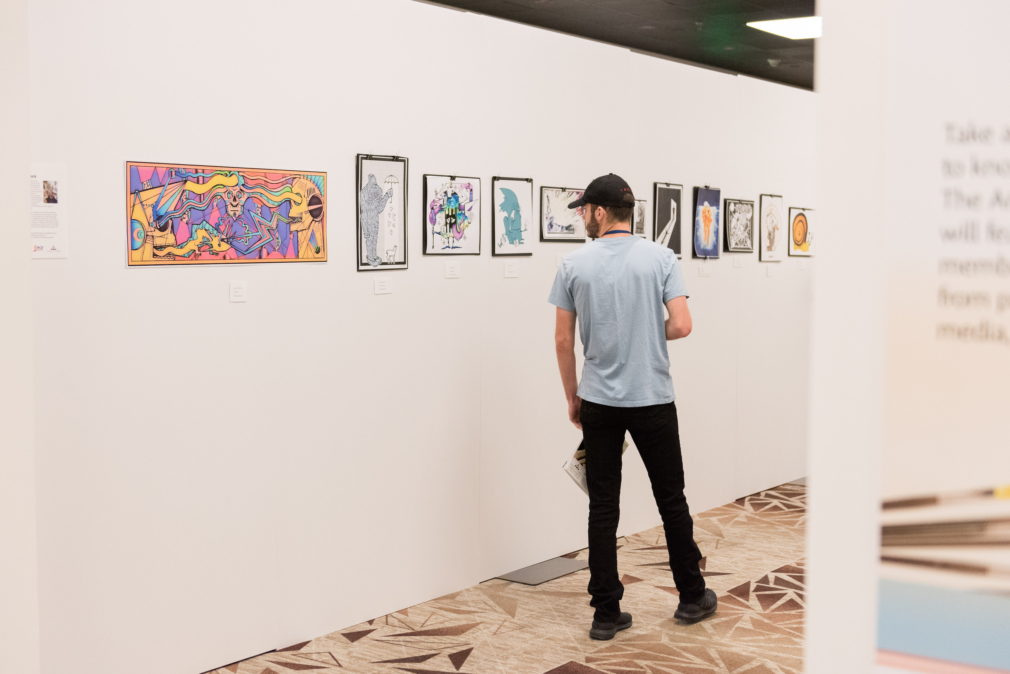 Attendee Art Gallery