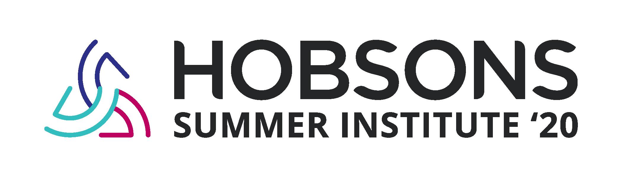 2020 Hobsons Summer Institute
