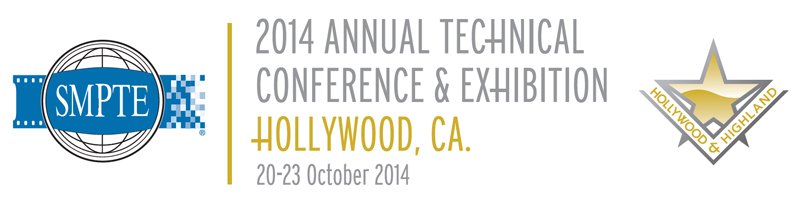 SMPTE 2014 Annual Technical Conference & Exhibition