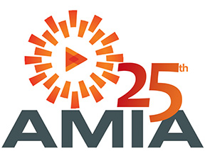 amia-25th logo