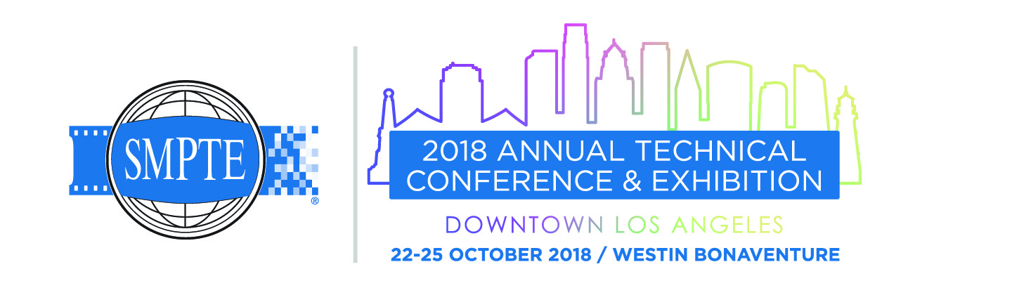 SMPTE 2018 Annual Technical Conference & Exhibition
