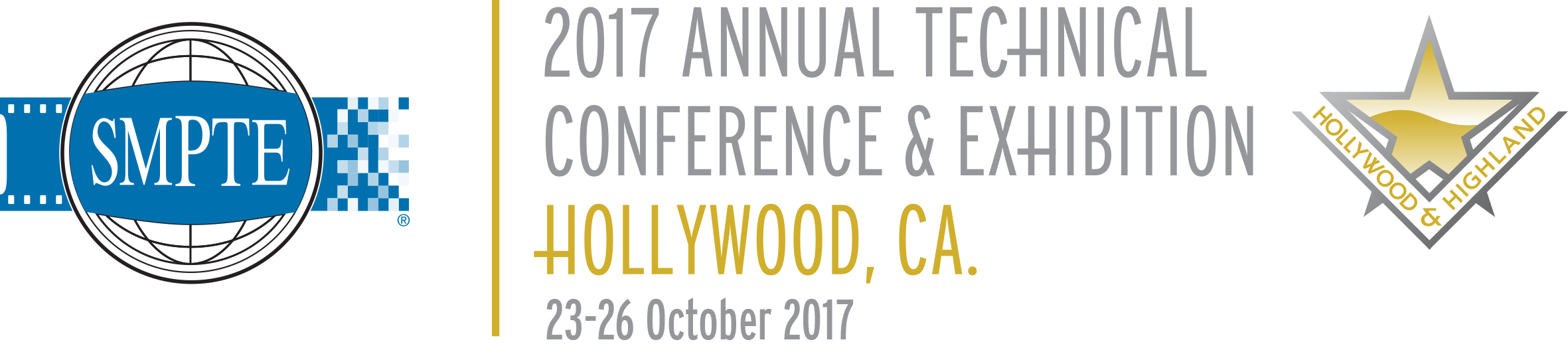 SMPTE 2017 Annual Technical Conference & Exhibition