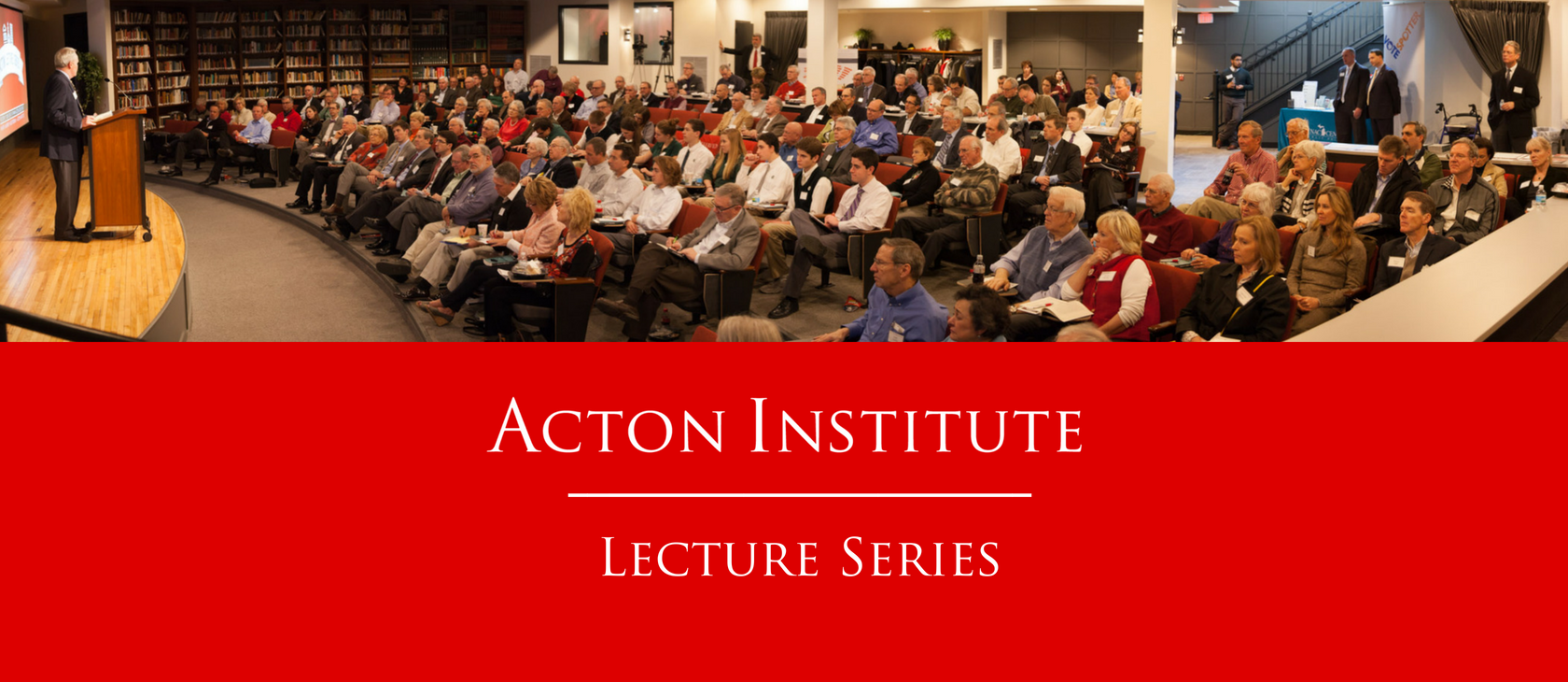 Acton Lecture Series: Arthur Vandenberg, The Global Legacy of a Grand Rapids Boy with Hank Meijer