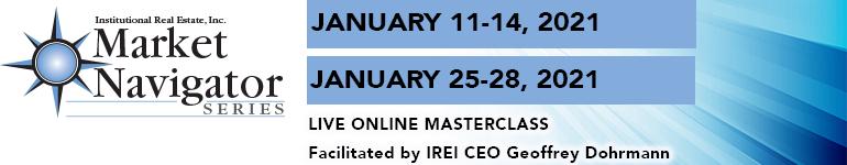 Market Navigator Live Online Masterclass