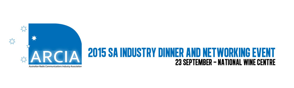 SA Industry Dinner and Networking Event