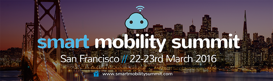 Smart Mobility Summit 2016 USA