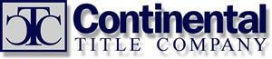 Continental Title Logo