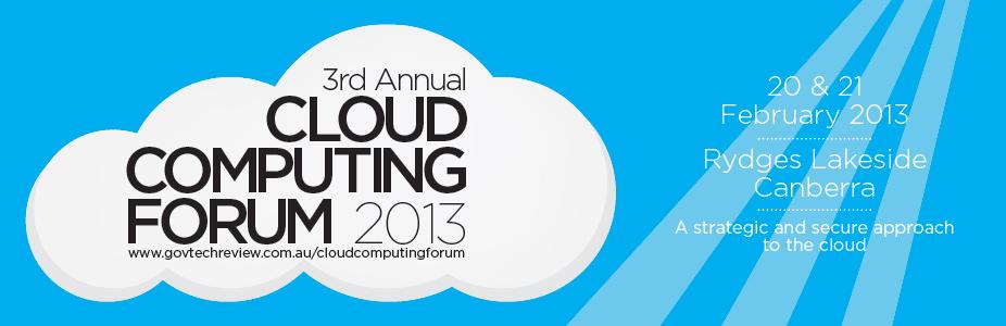 3rd Annual Cloud Computing Forum