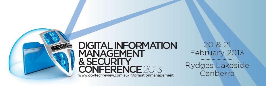 Digital Information Management & Security Conference