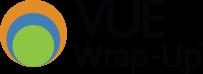 VUE Wrap Up Logo