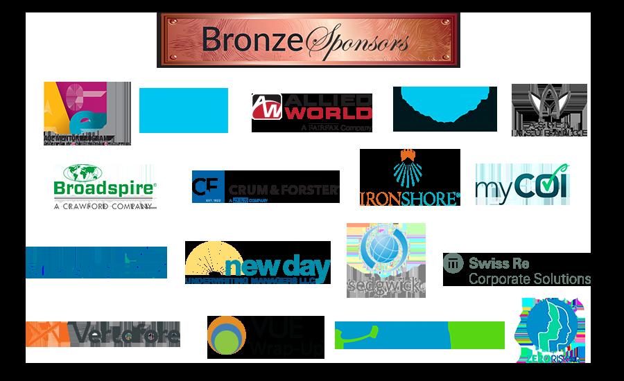 Bronze Sponsors CRC37