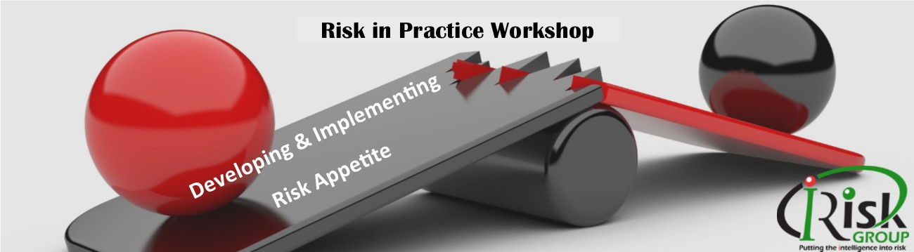 Developing & Implementing Risk Apetite